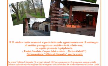 Passeggiata a Poirino (TO), Domenica 23 Ottobre 2016