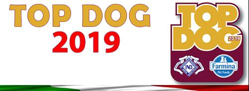 Concorso Top Dog e Top Dog Giovani 2019