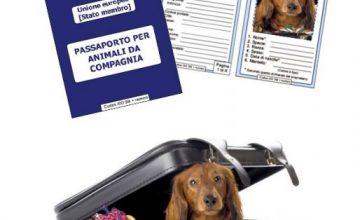 Passaporto Europeo per i nostri amici animali