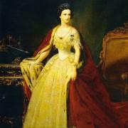 Ritratto di Elisabetta D'Austria